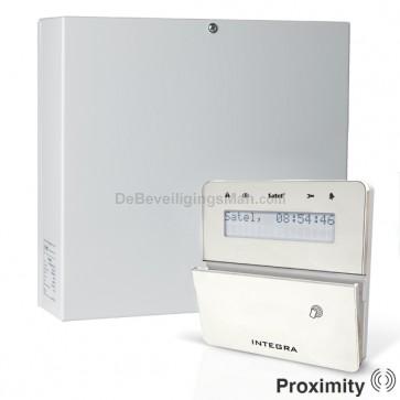 InteGra 32 Pack Zilver KLFR PROX LCD Bediendeel