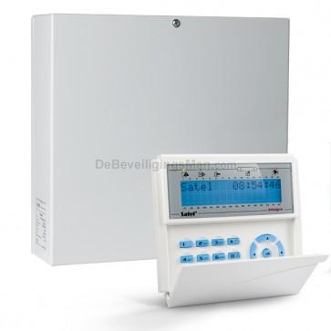 InteGra 64 Pack Blauw LCD Bediendeel