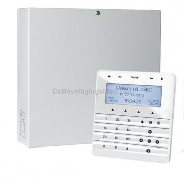InteGra 32 Pack Zilver KSG Soft Touch LCD Bediendeel