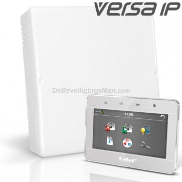 VERSA IP Pack met Zilver Touchscreen Bediendeel