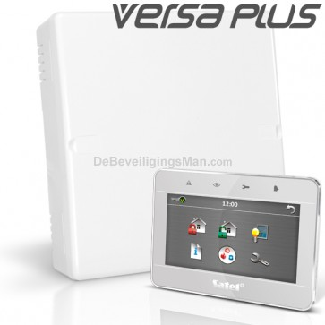 VERSA PLUS Pack met Zilver Touchscreen Bediendeel