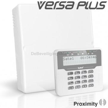 VERSA PLUS Pack met Wit Proximity LCD Bediendeel