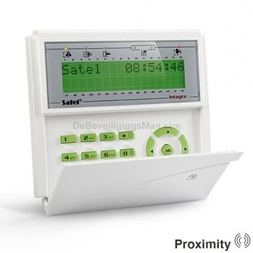 INT-KLCDR-GR Groen InteGra LCD PROX Bediendeel
