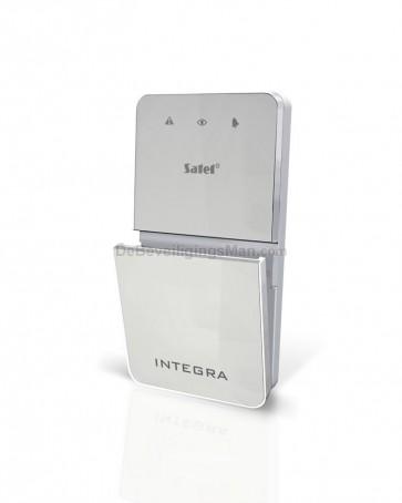 INT-SF-SSW Zilver Blok bediendeel t.b.v. InteGra
