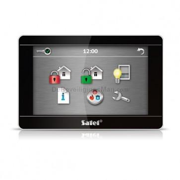 """INT-TSH-BSB 7"""" Touchscreen bediendeel Zwart voor InteGra/Versa"""