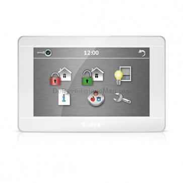 "INT-TSH-WSW 7"" Touchscreen bediendeel Wit voor InteGra/Versa"