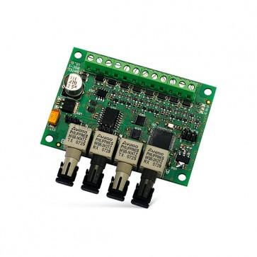 InteGra Multimode Glasvezel Interface set t.b.v. LCD/Uitbreiding bus