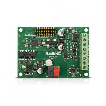 INT-KNX-2,  KNX systeem integratie module