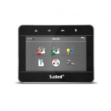"""INT-TSG-BSB Zwart Touchscreen bediendeel 4.3"""" voor InteGra/Versa"""