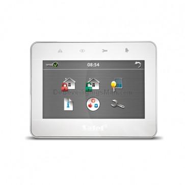 """INT-TSG-WSW Wit Touchscreen bediendeel 4.3"""" voor InteGra/Versa"""