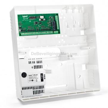 INT-R Integra Toegangscontrole module, incl. APS-412 voeding en kunststof kast