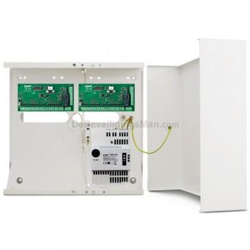 INT-R Integra Toegangscontrole module, incl. APS-412 voeding en metalenkast