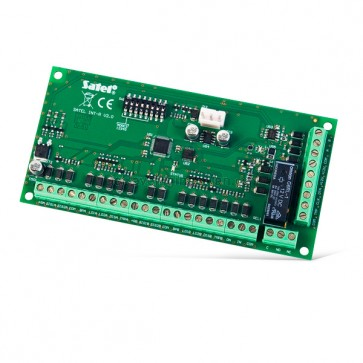 INT-R Integra Toegangscontrole module excl. voeding en kast