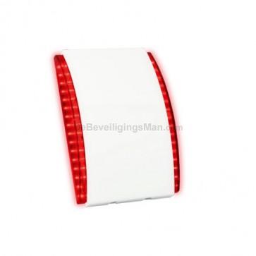 Satel SPW-220R Binnensirene met Rode LED flitser