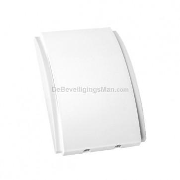 Satel SPW-210WH Binnensirene met Witte omlijsting