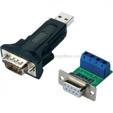 USB naar RS-485 converter voor updaten INT modules