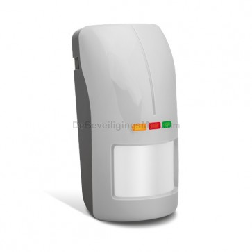 OPAL Plus (grijs) - Dual detector voor buiten