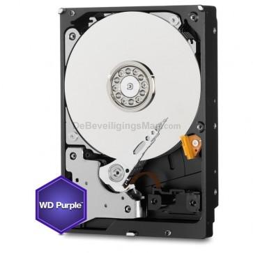 Western Digital 4TB AV harddisk Purple serie