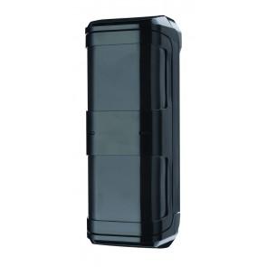 Premier External TD (Outdoor) Zwart, Twin Dual optische spiegels techniek buiten sensor