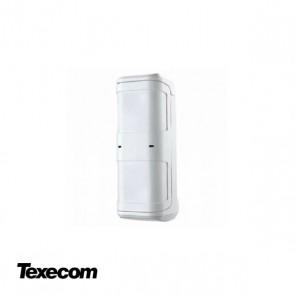 Premier External TD (Outdoor) Wit, Twin Dual optische spiegels techniek buiten sensor