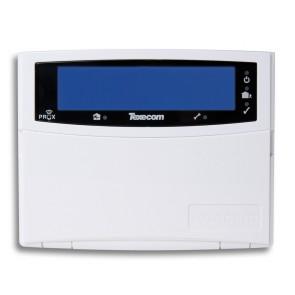 Premier Elite LCDLP (Opbouw) - LCD keypad (Blauw Display) Proximitylezer grade 3