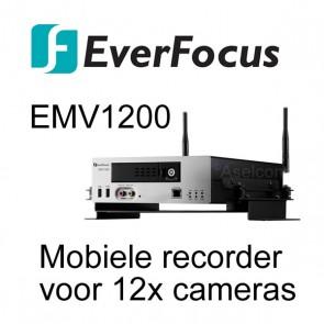 EverFocus EMV1200 Mobile recorder