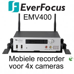 EverFocus EMV400S Mobile recorder