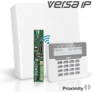 VERSA IP Pack met Wit Draadloos LCD Bediendeel