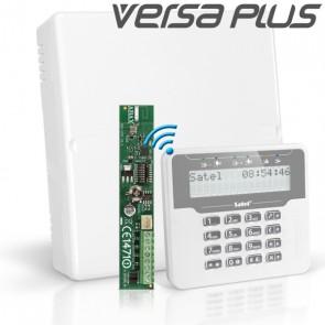 VERSA PLUS Pack met Wit Draadloos LCD Bediendeel