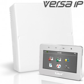 VERSA IP Pack met Zilver Touchscreen Bediendeel