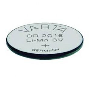 CR-2016 batterij t.b.v. MPT-300 Handzender: twee stuks nodig