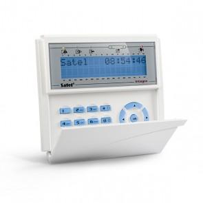 INT-KLCD-BL Blauw InteGra LCD Bediendeel