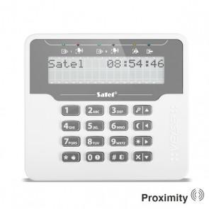 VERSA-LCDR-WH Proximity bediendeel met groot LCD display