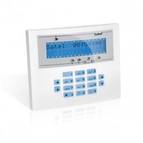 INT-KLCD-L-BL Blauw InteGra LCD Bediendeel Groot