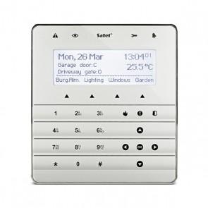 INT-KSG-SSW Zilver InteGra Soft Touch bediendeel