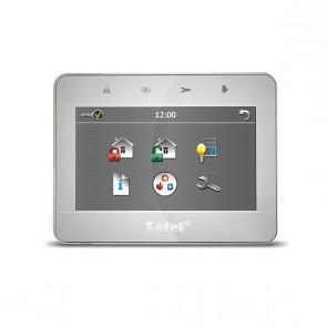 """INT-TSG-SSW Zilver Touchscreen bediendeel 4.3"""" voor InteGra/Versa"""
