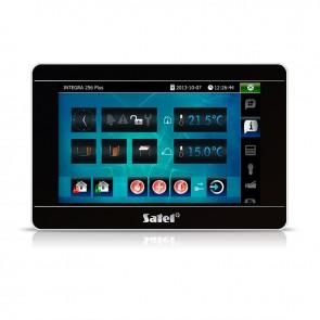 """INT-TSI-BSB 7"""" Touchscreen bediendeel Zwart voor InteGra (training noodzakelijk)"""