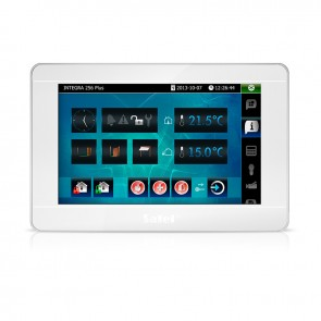 "INT-TSI-WSW 7"" Touchscreen bediendeel Wit voor InteGra (training noodzakelijk)"