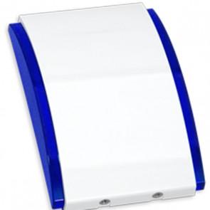 ABAX ASP-205 InteGra/Versa Draadloze Binnensirene met Flitser Blauw