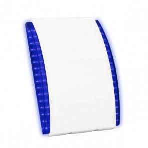 Satel SPW-220BL Binnensirene met Blauwe LED flitser